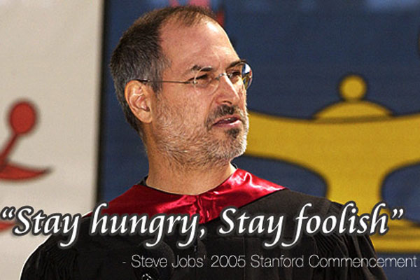 Quotes Steve Jobs Stanford Commencement Quotesgram